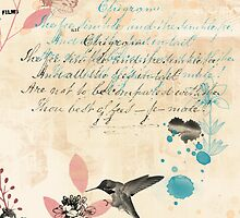 Victorian greetings by Baser