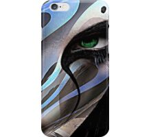 AVATAR BIKER CHICK iPhone Case/Skin