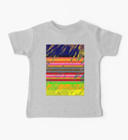 0736 Abstract Thought Baby Tee