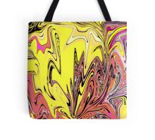our signs clashed Tote Bag
