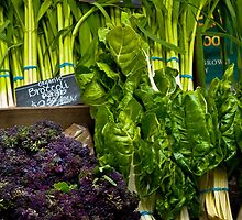The Farmers Market - Broadway Farmers Market - Tacoma, WA by Vincent Frank