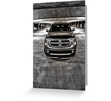 Durango 3 Greeting Card