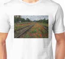 Unexpected Garden Unisex T-Shirt