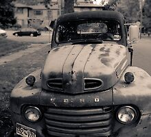 Vintage Ford by Adam Northam