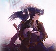 Pirate!lock by Sempaiko