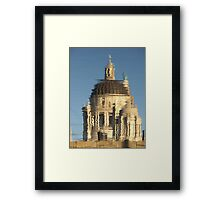 Morning Blues, Liverpool Waterfront Framed Print