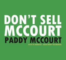 Don't Sell McCourt by Hoidy10