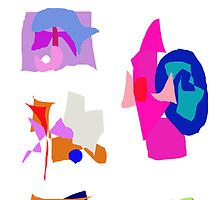 Seven Vetrical  by masabo