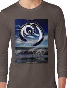 Tubular Ballsup by Mika Coldfield T-shirt Design Long Sleeve T-Shirt