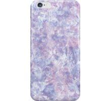 Purple/Blue/Pink Tie Dye iPhone Case/Skin