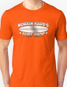 Norrin Radd`s Surf Shop Unisex T-Shirt