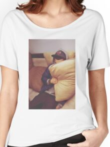 The Weeknd, Abel Women's Relaxed Fit T-Shirt