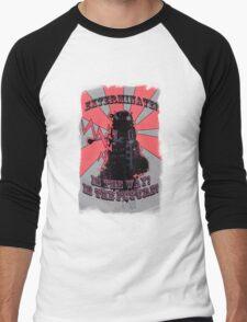 Dalek!! Men's Baseball ¾ T-Shirt
