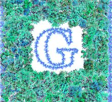 """""""G"""" is For Garden by mrthink"""
