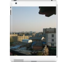 Urban Beijing  iPad Case/Skin
