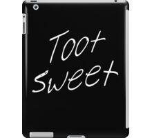 Toot Sweet iPad Case/Skin