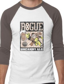 Rogue 'Uncanny Ale' Men's Baseball ¾ T-Shirt