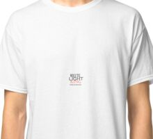 WhiteLightKing - November 2015 Logo Classic T-Shirt