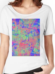 0413 Abstract Thought Women's Relaxed Fit T-Shirt