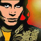 ADAM ANT-DESPERATE BUT NOT SERIOUS (LARGE) by OTIS PORRITT