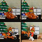 christmas lego by designholic