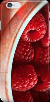 Raspberries by elainemarie999