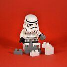 Lego Calendar 2014 by designholic