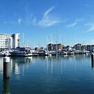 Yachts at Harbour by shalisa