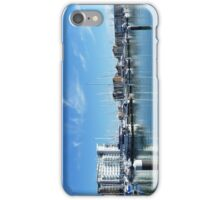 Yachts at Harbour iPhone Case/Skin