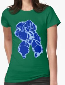 Gamma Robot Womens Fitted T-Shirt