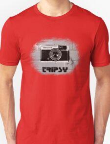 Olympus Trip 35 Stenciled Unisex T-Shirt
