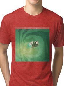 Rocket Turtle Tri-blend T-Shirt