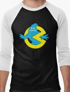 Bustin' Makes Me Feel Full Men's Baseball ¾ T-Shirt
