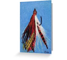 Fishing Lure #1 Greeting Card