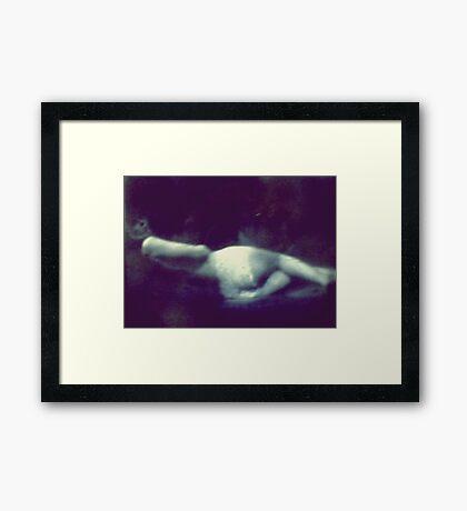 TTV 4 Framed Print
