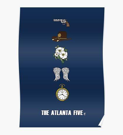 The Atlanta Five  Poster