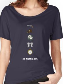 The Atlanta Five  Women's Relaxed Fit T-Shirt