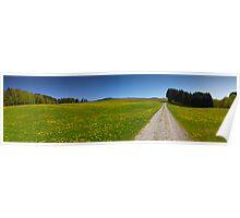 Rural Spring Poster