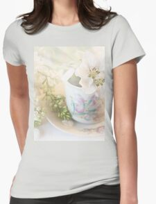 ***  AFTERNOON TEA DELIGHT *** Womens Fitted T-Shirt