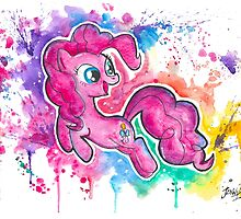 Cute - Pinkie Pie Pinkiepie - MLP - My little Pony - Brony by Jonny2may