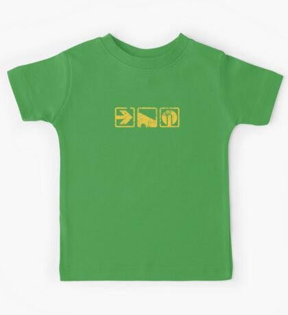 Force Balance Push Kids Tee