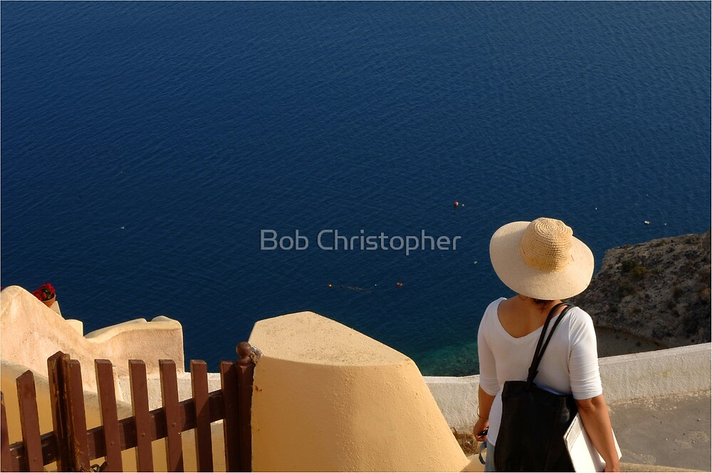 Taking A Moment by Bob Christopher