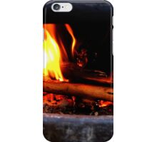Pre heating the oven iPhone Case/Skin