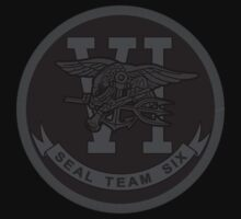 US Navy Seal Team Six by ottou812
