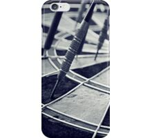 Darts, Anyone? iPhone Case/Skin