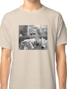 George Bush Eats Kittens Classic T-Shirt