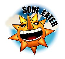 Soul Eater Sun Photographic Print
