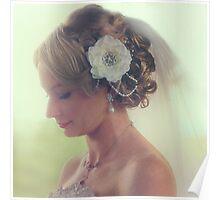 40s Bride Poster