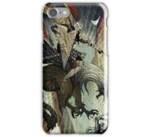 Dragon Age Inquisition-Blackwall Tarot Card iPhone Case/Skin