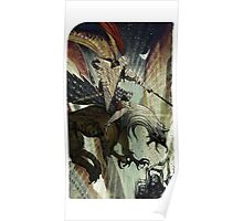 Dragon Age Inquisition-Blackwall Tarot Card Poster